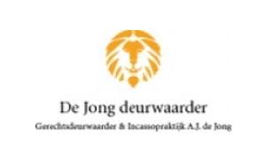 Logo De Jong Deurwaarder